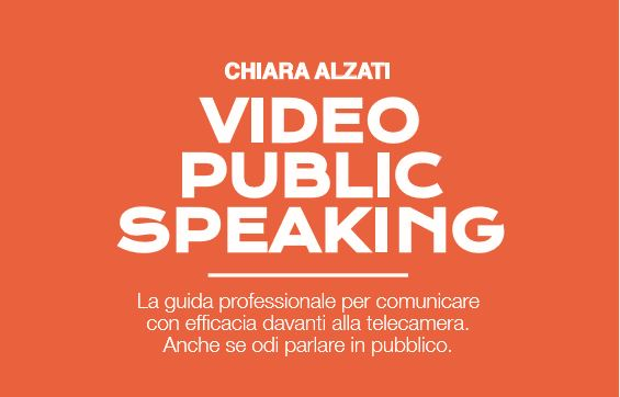 video public speaking chiara alzati
