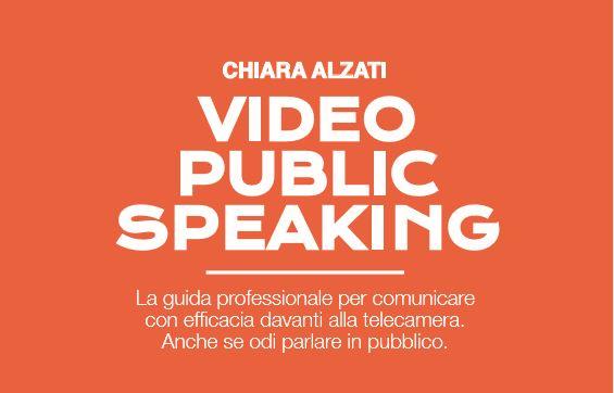 video public speaking chiara alzati